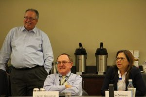 Board Meetings 2016 - Ray, Grossman, Zdankus