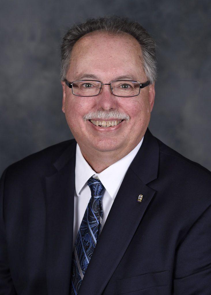 Jeffrey Ray WCU Headshot