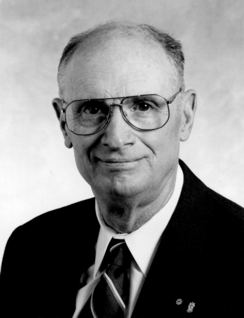 John A. Weese Headshot